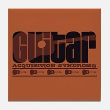 G.A.S. Acoustic Rust Tile Coaster