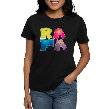 Rafa no? Women's Dark T-Shirt