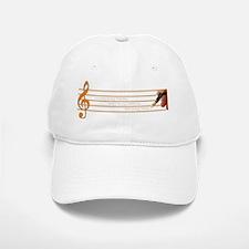 Music, Writing, God--My Survi Baseball Baseball Cap