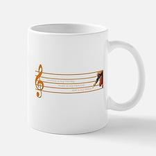 Music, Writing, God--My Survi Mug