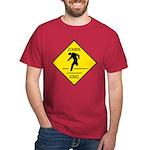 Zombie Crossing Dark T-Shirt