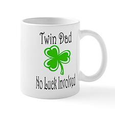 No Luck Involved I Mugs