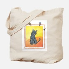 Cat-Delight in the Little Things Tote Bag