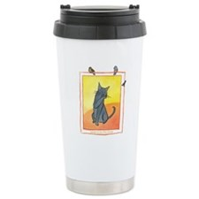 Cat-Delight in the Little Things Travel Mug