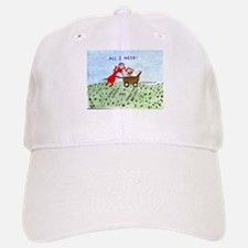 Tag Saler Baseball Baseball Cap