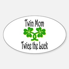 Twice The Luck I Decal