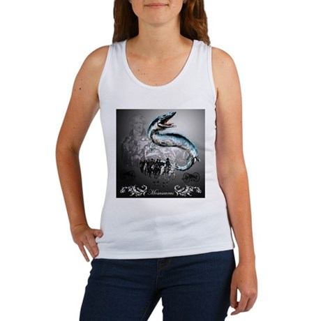 Mosasaurus Women's Tank Top
