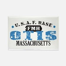 Otis Air Force Base Rectangle Magnet