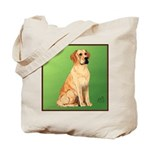 Golden Lab Tote Bag