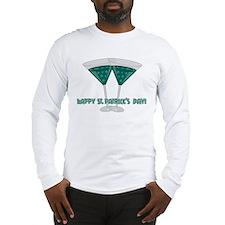 Irish Martini Long Sleeve T-Shirt