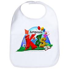 ArtPeace Kids Bib