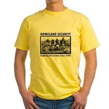Homeland Security Indians T