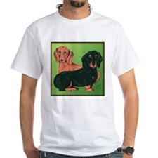Double Dachshunds Shirt