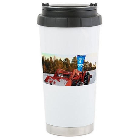 Tractor Sam Stainless Steel Travel Mug