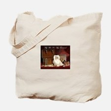 Mi-Ki Clothing & Apparel Tote Bag