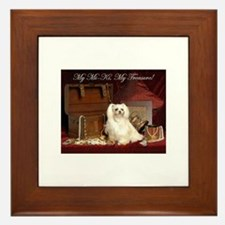 Mi-Ki Clothing & Apparel Framed Tile
