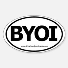 BYOI Airport Decal