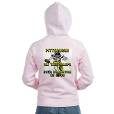 Pittsburgh Six Time Champs Zip Hoodie