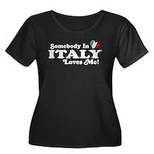 Somebody in Italy Loves Me T