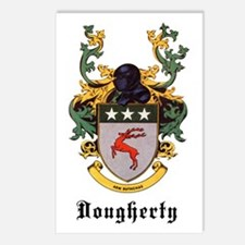 Dougherty Coat of Arms Postcards (Package of 8)