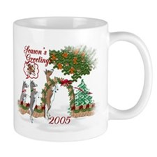 SugarPlum Toggenburg  Goats Coffee Mug