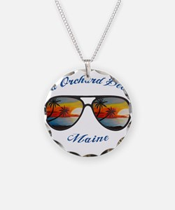 Maine - Old Orchard Beach Necklace