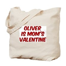 Olivers is moms valentine Tote Bag