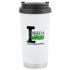 I Need A Cure CEREBRAL PALSY Travel Mug