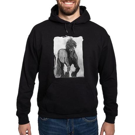 Percheron Hoodie (dark)