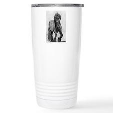Percheron Travel Coffee Mug