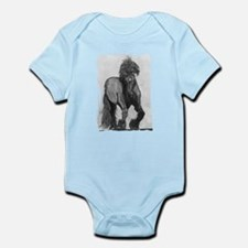 Percheron Infant Bodysuit