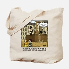 Planarium Guillotine Tote Bag