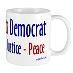Massachusetts Democrat Coffee Mug