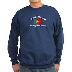 Coolest Portuguese Mama Sweatshirt