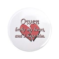 Owen broke my heart and I hate him 3.5