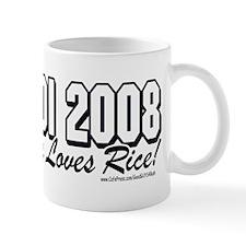 Draft Condi Rice 2008 Mug