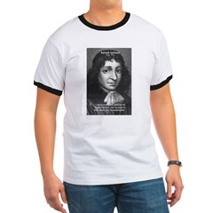 Philosopher Baruch Spinoza T