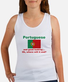 Good Looking Portuguese Women's Tank Top