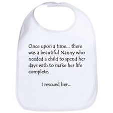 THE STORY OF NANNY Bib