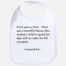 THE STORY OF NANNY Bib