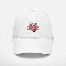 Omari broke my heart and I hate him Baseball Baseball Cap