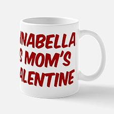 Annabellas is moms valentine Mug