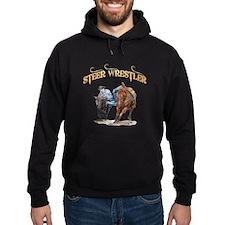 Steer Wrestler Hoodie