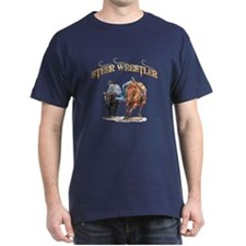 Steer Wrestler T-Shirt