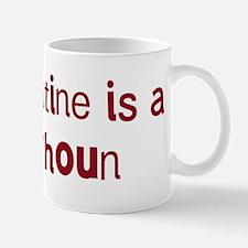 Stabyhoun valentine Mug