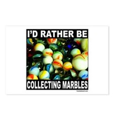 MARBLES Postcards (Package of 8)