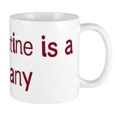 Brittany valentine Mug