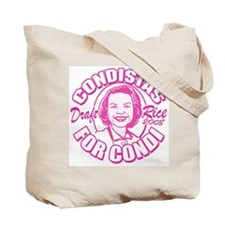 Condistas for Condi Pink Tote Bag
