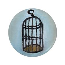 "Birdcage 3.5"" Button"