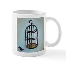 Birdcage Mug